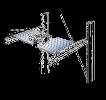 Unirack shelf