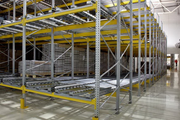 Pallet Flow Racking System