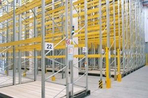 Industrial racking types and information