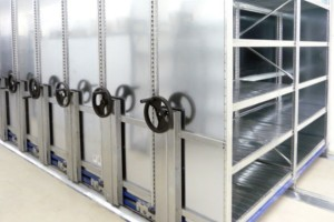 Expand Your Retail Space with Mobile Shelving Solutions from Metalsistem Canada