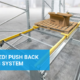 Improved! High Density Push-Back System