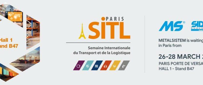 METALSISTEM AT SITL PARIS: INNOVATION IN THE MATERIAL HANDLING WORLD